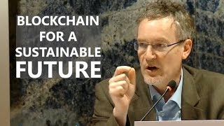 UN Talk: Blockchain - Financing the Future - Sustainability - SDG's, Prof. Dr. Dr. Stefan Brunnhuber