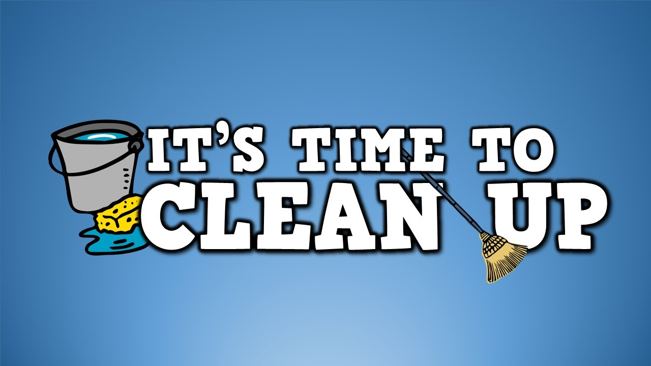 It39s Time To Clean Up Clean Up Song For Kids Youtube