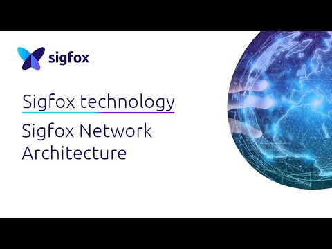 Sigfox  Network  Architecture