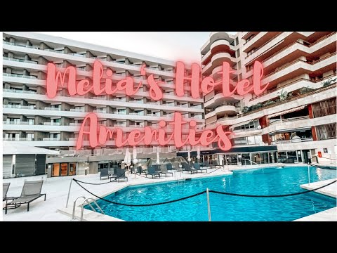 Melia Palma Marina Hotel Amenities