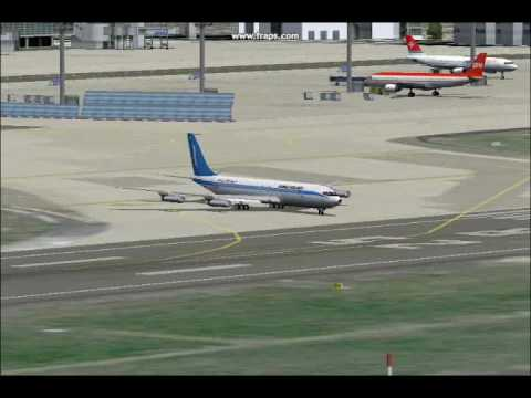 FS2004 Somali Airlines 30th Anniversary 1960-1990 Last time