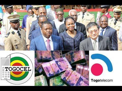 Réorganisation de TogoTelecom: un deal très juteux pour la minorité qui pille les richesses du pays
