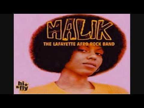 Lafayette Afro Rock Band – Malik LP 1974