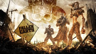 Fallen Earth - Crafters Market 22.9. 18 : Embry - Flagstaff convoy