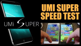 UMI Super SPEED TEST vs Xiaomi Redmi Note 3 Pro