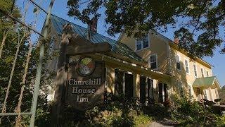 Churchill House Inn - Brandon Vermont B&B - Bed & Breakfast - Hotel - Motel - VT Accommodations