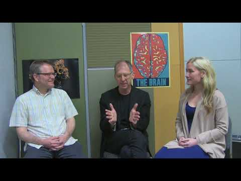 Interview with Mark Cohen at OHBM 2017