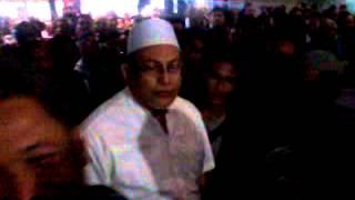 Tokoh Syiah Agus Abu Bakar Diusir Karyawan Sucofindo