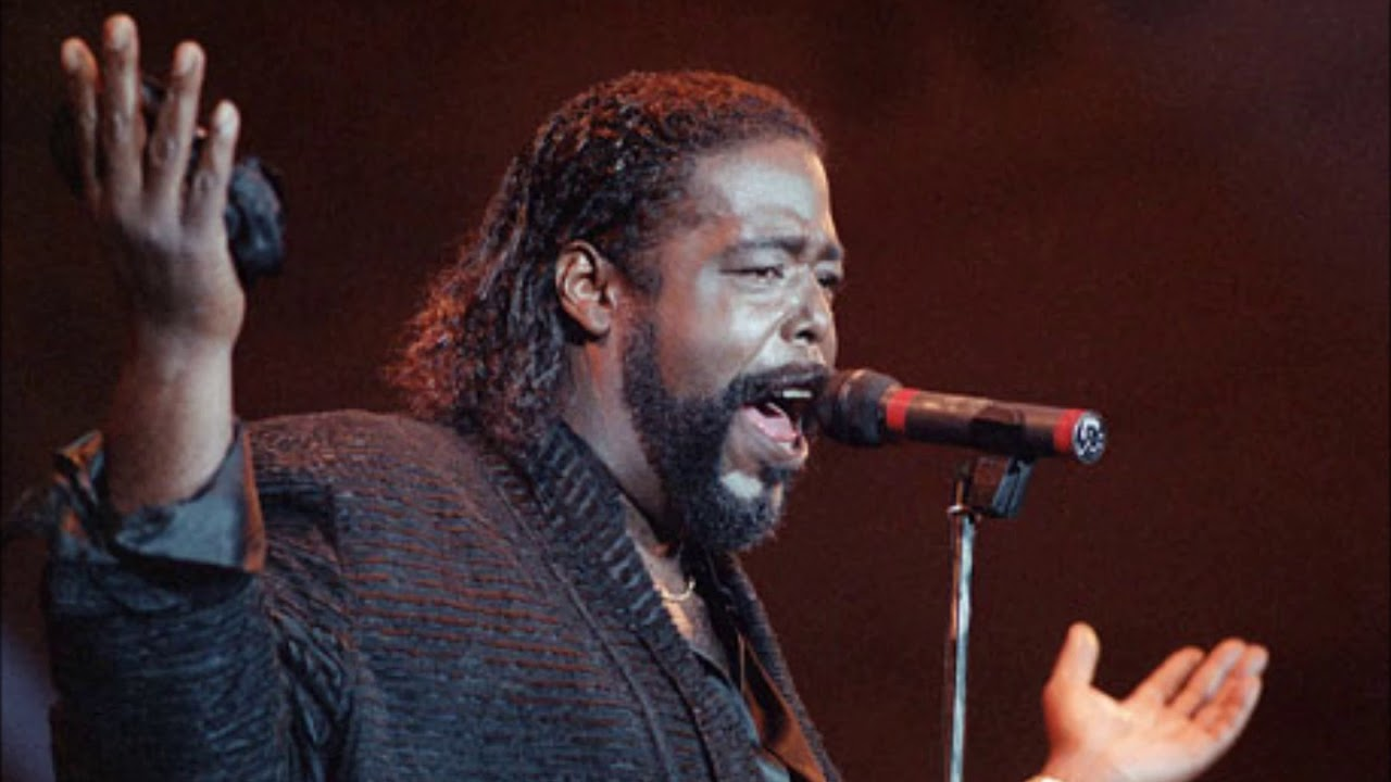 Any Fool Could See (You Were Meant For Me) - Barry White ...