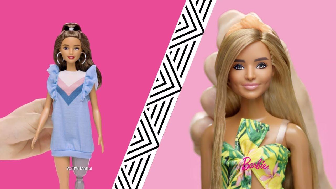 2019 Barbie® Fashionistas® Commercial