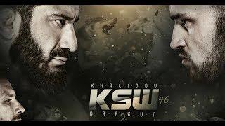 KSW 46 Meczyki Live