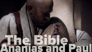 The Bible Miniseries - Ananias and Paul