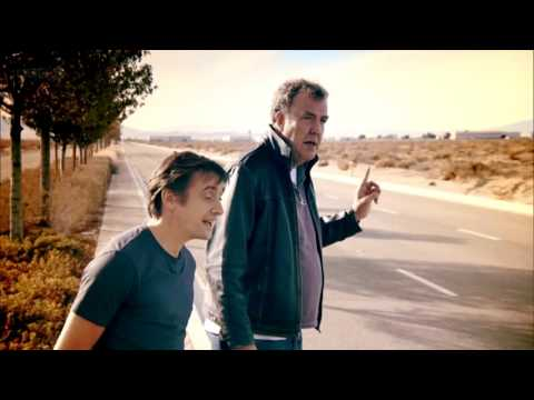 BBC Top Gear - The Musical Road