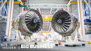How Delta Fixes $32 Million Jet Engines | Big Business
