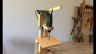 4 in 1 Drill Press Build Pt1 : The Drill Press  /  4 in 1 Sütun Matkap 1. Bölüm