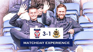 📹 Matchday Experience: York City 3-1 Southport
