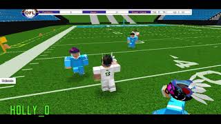 OFL Week 8 | Dresden Dragons @ Roblox Panthers
