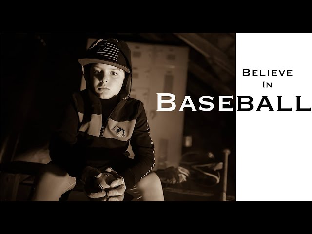 Believe In Baseball Hype Video