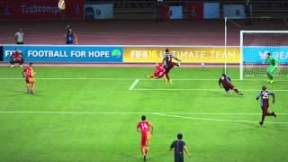 FIFA 16 Sinan Gumus&El Kabir A.S