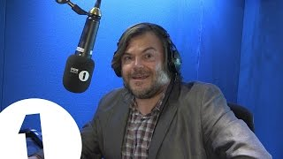 Jack Black Plays AlphabetiCall And It's Awkwardly Funny To Watch