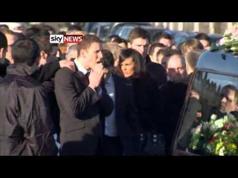 Michaela McAreavey (Harte) Funeral Coverage from Skynews