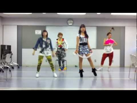 "2NE1 ""Intro+Fire"" Dance Cover by BAY-S"