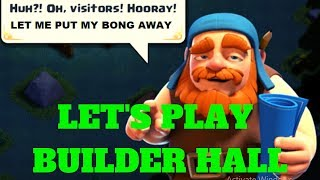"STARTING OUT THE BUILDER BASE!!! - LET'S PLAY BUILDER HALL EPISODE 1 - ""CLASH OF CLANS"""