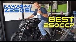2018 Kawasaki Z250SL Walkaround