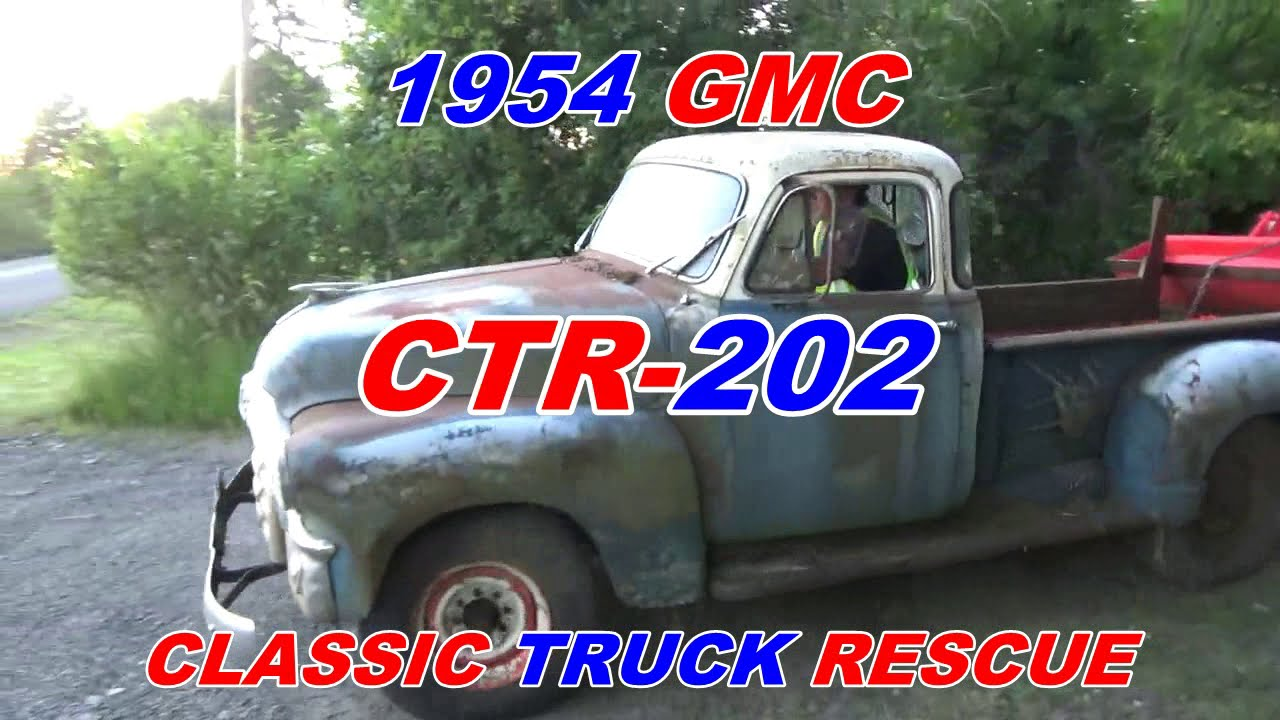 "1954 GMC and 1970 Dodge Swinger Going to good homes. FTCrusher...""CTR-202"""