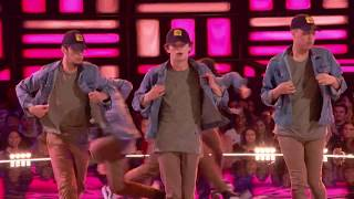 World of Dance 2017   Ian Eastwood and the Young Lions  The Duels Full Performance