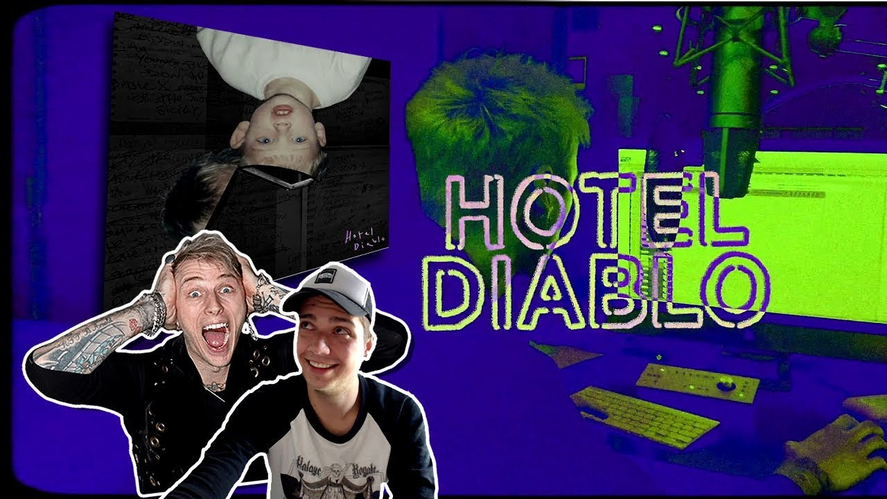 Machine Gun Kelly Hotel Diablo Official Review Reaction