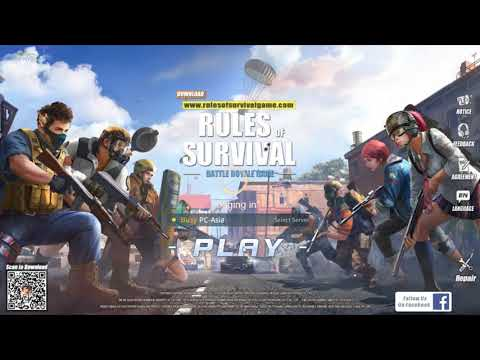 How To Download Rules Of Survival On PC (Fast&Easy) 2018