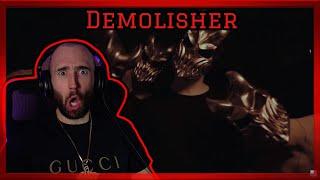 SLAUGHTER TO PREVAIL - DEMOLISHER [RAPPER REACTION]