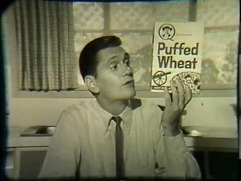 VINTAGE QUAKER OATS 1960's TV COMMERCIAL with