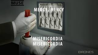 Muse - Mercy (Lyrics) English / Español subtitulado
