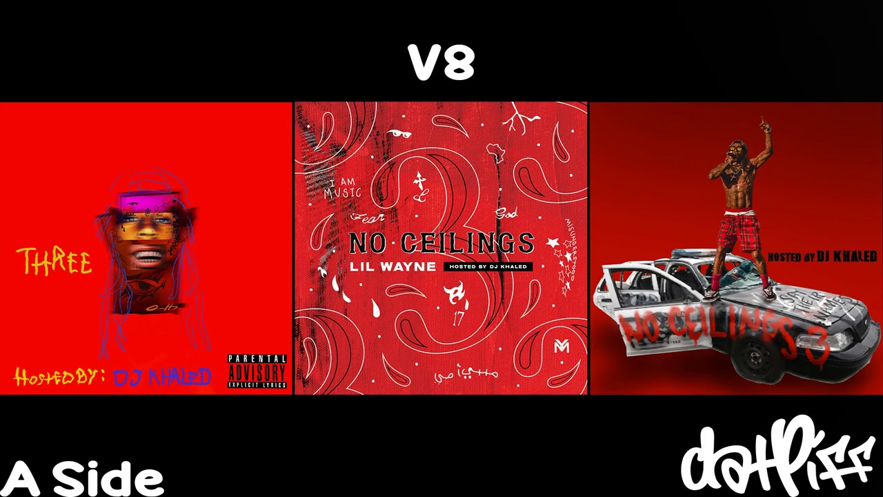Lil Wayne - V8 | No Ceilings 3 (Official Audio)