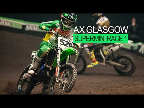 RAW: SUPERMINI RACE 1 | AX Glasgow 2017