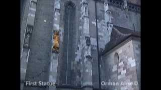 Black Church - Marker-less Augmented Reality and statue 3D reconstruction