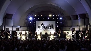 THE RAMPAGE from EXILE TRIBE / 「GO ON THE RAMPAGE (Document Music Video)」