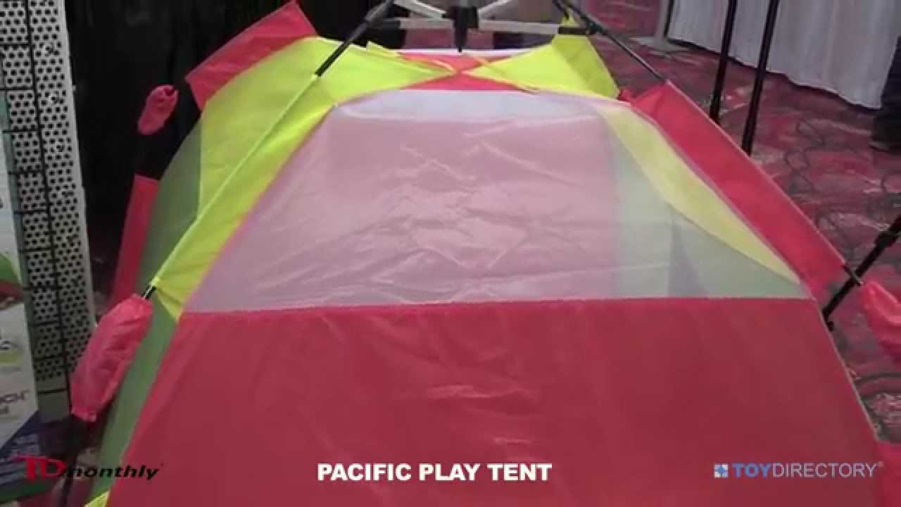 Pacific Play Tents & Pacific Play Tents - YouTube