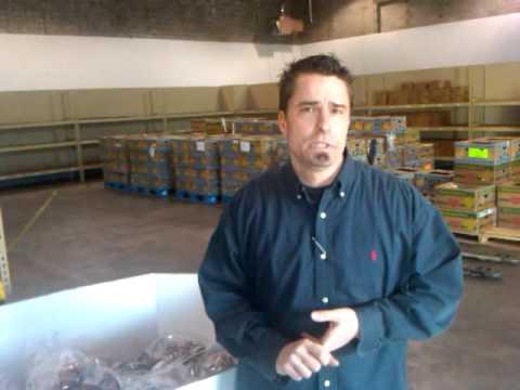 New food distribution process