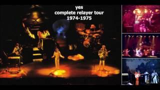 Скачать YES COMPLETE RELAYER TOUR 1974 1975