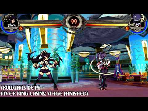 "Skullgirls OST - ""Where Money Flows like Water"" (River King Casino)"