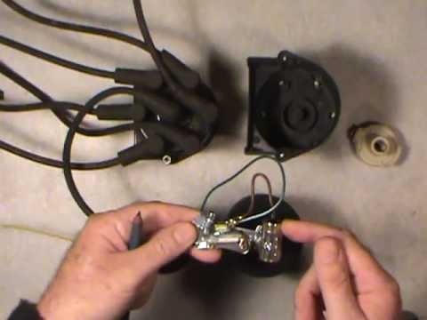 Simple Explanation of an Engines Ignition System