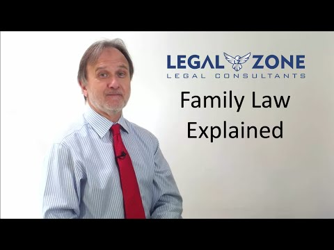 Family Law Explained