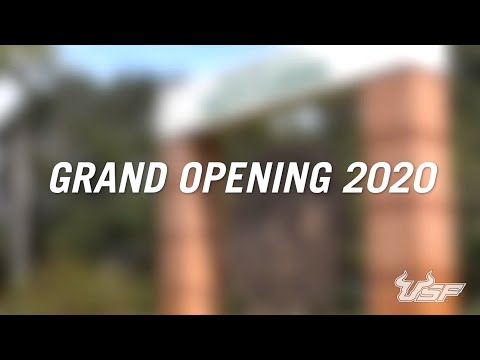 USF Grand Opening Week (2020)