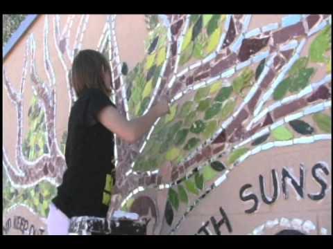 TUSD1 - TUSD Borton Primary Magnet School Kindness Mural