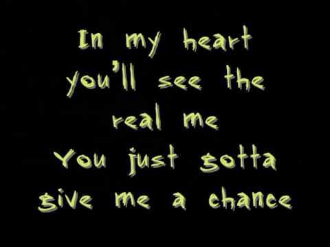 Give Me A Chance Lyrics - Jed Madela