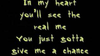 Give Me A Chance Lyrics - Jed Madela