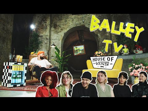 BALLEY TV SPECIAL - IDLES - In Defence of the Arts (recorded at House of Vans London)